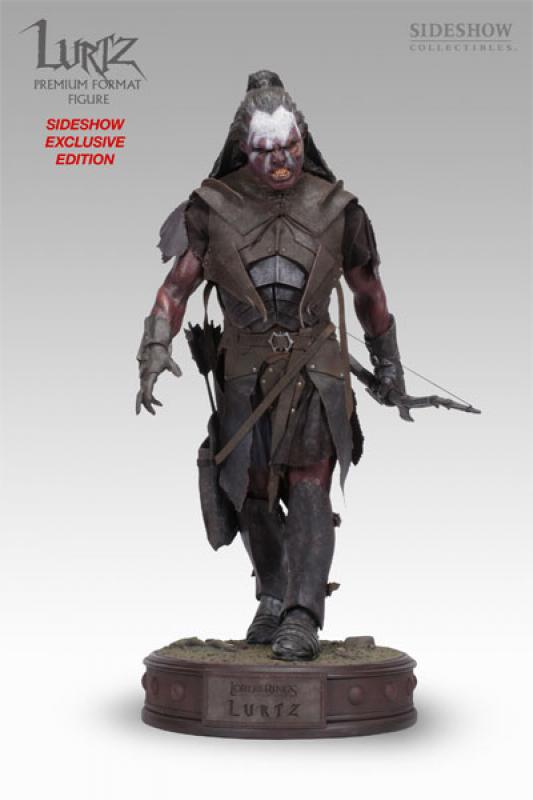 Lurtz The Lord of the Rings Exclusive Premium Format Figure  z Pána Prstenů