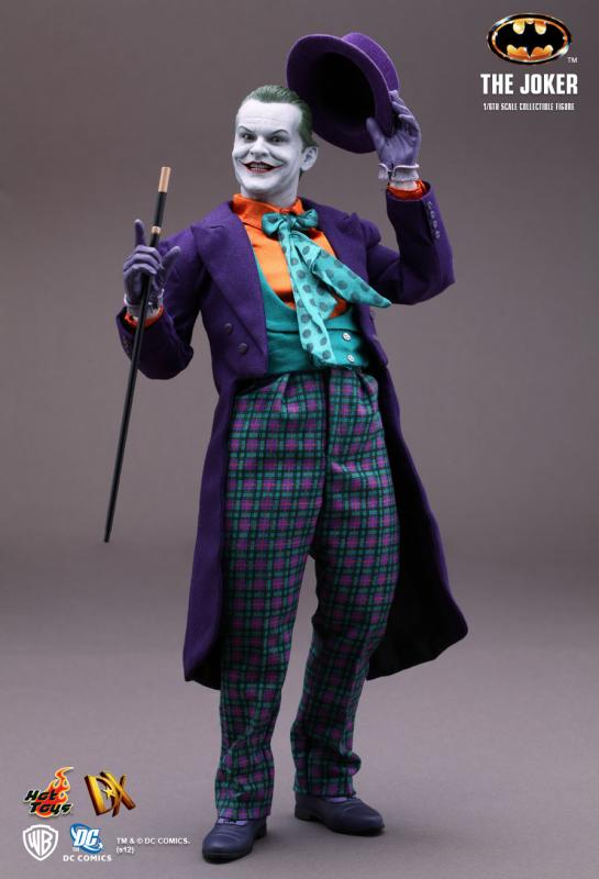 The Joker DX 1989 Sixth Scale Collectible Figure
