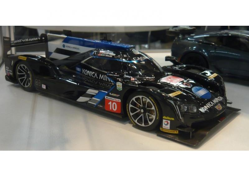 Cadillac DPi Wayne Taylor Racing 2017 Daytona 24 Hours Winner 1/18 Die-Cast Vehicle