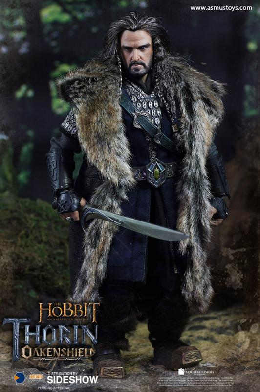 Thorin Oakenshield The Hobbit Sixth Scale Collectible Figure