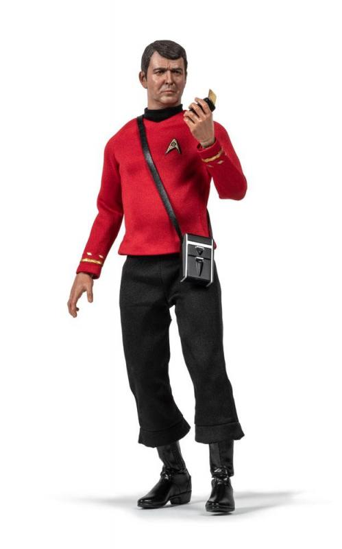 Lt. Commander Montgomery Scott The Star Trek TOS Sixth Scale Collectible Figure
