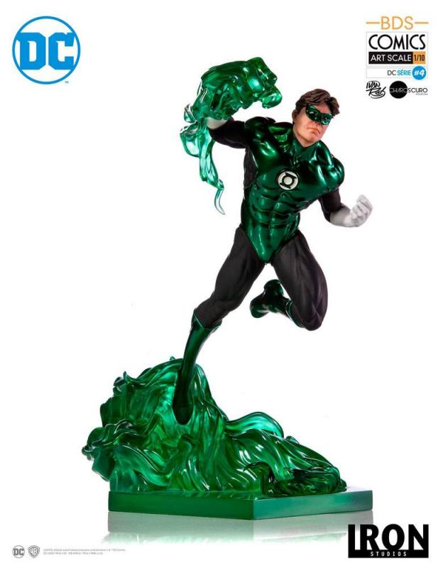 Green Lantern DC Comics BDS Art Scale 1/10 Statue