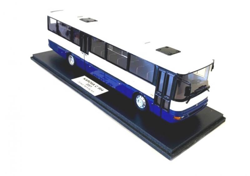 Karosa C 954 2001 Bus 1/43 Vehicle
