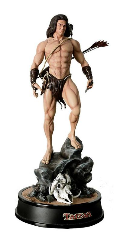 TARZAN The Lord of The Jungle Exclusive 1/10 Statue