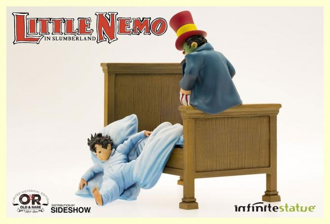 Little Nemo in Slumberland First Comics Statue Diorama