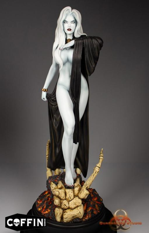 Lady Death The Seductress Statue