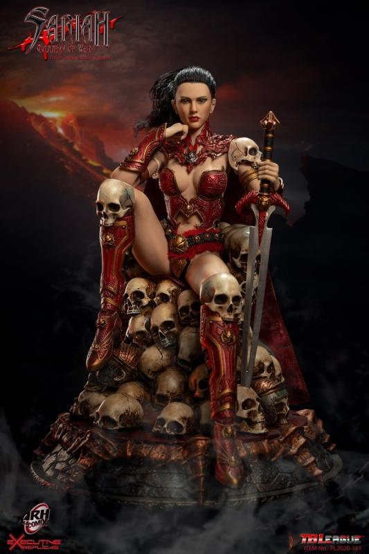 Sariah The Goddess of War ComiX Sixth Scale Collector Figure
