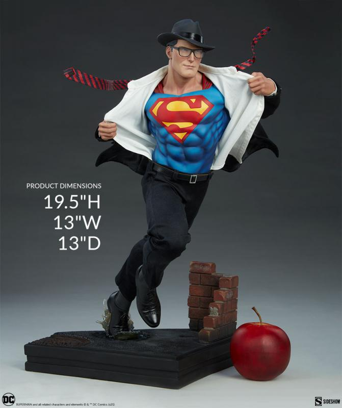 Superman The Call to Action Premium Format Figure
