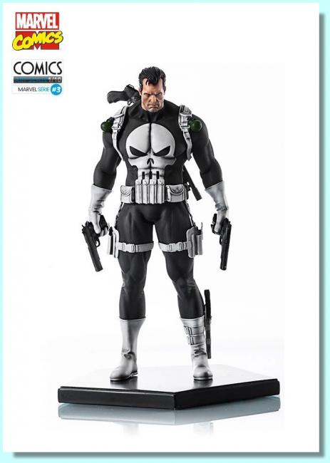 The Punisher Marvel Comics 1/10 Statue