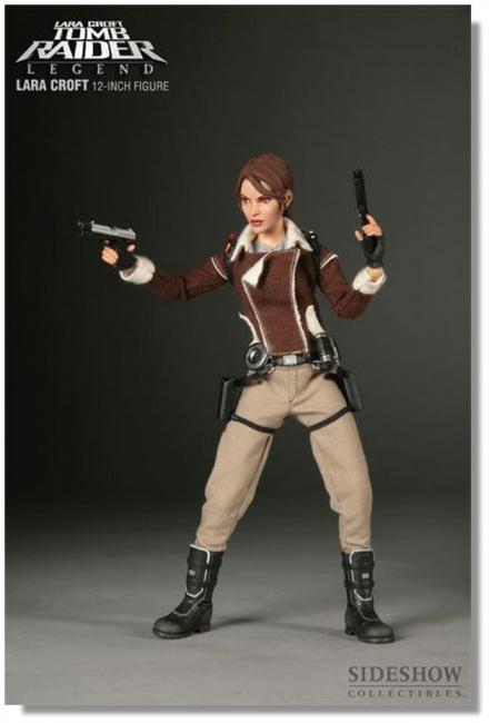 Lara Croft The Tomb Raider Legend Sixth Scale Collectible Figure