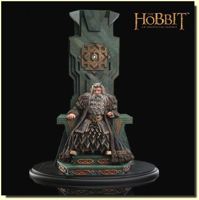 Thror The King of the Dwarves The Hobbit Statue