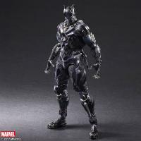 Black Panther Marvel Universe Play Arts Kai Action Figure