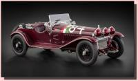 Alfa Romeo 6C 1750 GS Mille Miglia 1/18 Die-Cast Vehicle