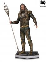 Aquaman Jason Momoa Justice League Movie Statue
