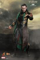 Tom Hiddleston As LOKI The Dark World DELUXE Sixth Scale Collectible Figure