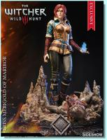 Triss Merigold of Maribor The Witcher 3 Wild Hunt Exclusive Statue