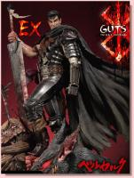 Guts The Black Swordsman And The Beast of Darkness Base Statue Diorama