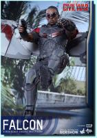 Anthony Mackie Sixth As Falcon The Civil War Sixth Scale Collectible Figure