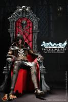 Captain Harlock On Throne of Arcadia Sixth Scale Collectible Figure