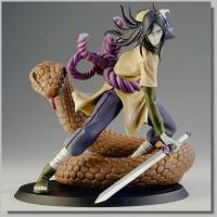 Orochimaru and His Snake DXtra Anime Figure Diorama