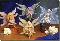 Fairies Of The Enchanted Forest Figurine Collection
