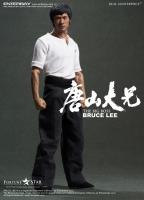 Bruce Lee The Big Boss Real Masterpiece Sixth Scale Collectible Figure