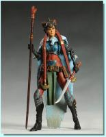 Alluxandra The Queen Action Figure