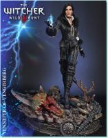 Yennefer of Vengerberg The Witcher 3 Wild Hunt Quarter Scale Statue