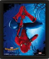 Spider-Man Homecoming High quality Framed 3D Effect Lenticular Poster