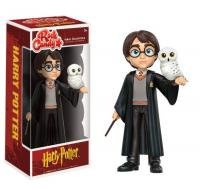 Harry Potter And Owl Rock Candy Collectible Figurine