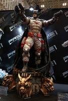 Batman Arkham Knight Flashpoint Costume Third Scale Statue