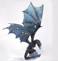 Ice Dragon And The Night King Game of Thrones Premier Statue Hra o trůny