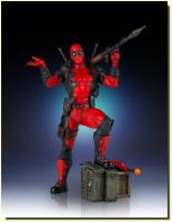 Deadpool Collector s Gallery Statue