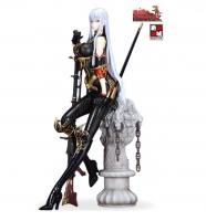 Selvaria Bles And Lion Head Quarter Scale Anime Figure KIT