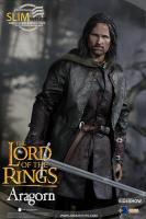Aragorn Slim Sixth Scale Collectible Figure z Pána Prstenů