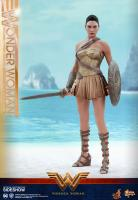 Gal Gadot As Wonder Woman Training Armor Sixth Scale Collectible Figure