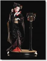 Geisha The Ghost in the Shell Quarter Scale Statue
