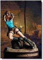 Lara Croft The Tomb Raider Quarter Scale Statue