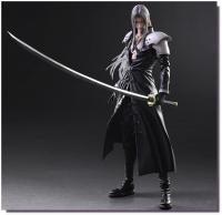 Sephiroth Swordsman Play Arts Kai Action Figure