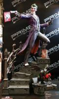The Joker Arkham Origins Third Scale Statue