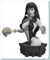 Vampirella Black and White Collectible Bust
