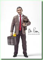 Rowan Atkinson As Mr. Bean Deluxe Sixth Scale Collector Figure