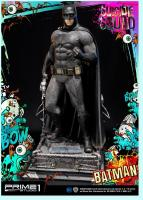 Batman Suicide Squad Third Scale Statue