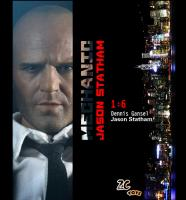 Jason Statham As Transporter The Mechanic Suit Sixth Scale Collector Figure  z filmu Kurýr