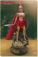 Captain Sparta Female Sixth Scale Collector Action Figure