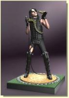 Alice Cooper And Snake II Rock Iconz Statue