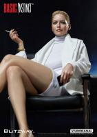 Sharon Stone As Catherine Tramell Basic Instinct Quarter Scale Statue