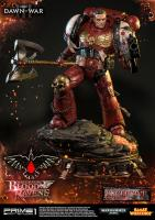 Space Marine Blood Ravens Deluxe The Warhammer 40K Dawn of War III Statue