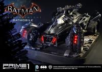 Batman Arkham Knight Museum Master 1/10 Batmobile Diorama