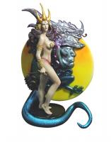 Dragon Maiden The Fantasy Figure Gallery Boris Vallejo Statue